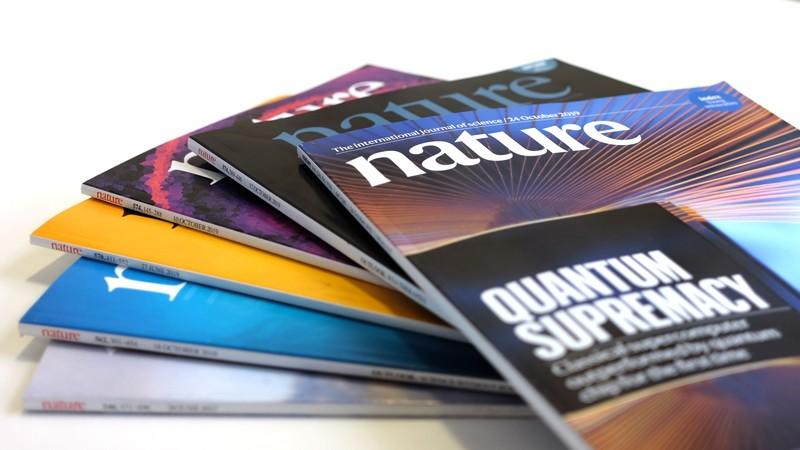 Журнал Nature